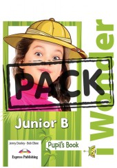 I WONDER JUNIOR B JUMBO PACK + MULTI-ROM IEBOOK