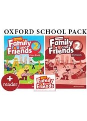 FAMILY AND FRIENDS 2 (+READER +WORKBOOK) PACK