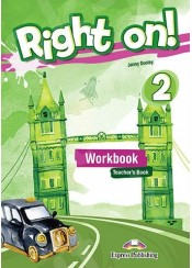 RIGHT ON! 2 TCHR'S WORKBOOK