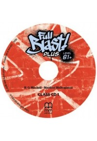 FULL BLAST PLUS + CD CLASS - LEVEL B1+ 978-618-05-2512-0 9786180525120