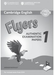 CAMBRIDGE YOUNG LEARNERS ENGLISH TEST FLYERS 1 ANSWER BOOK