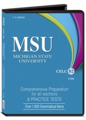 MSU - MICHIGAN STATE UNIVERSITY CELC B2 4 CDS