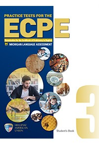 PRACTICE TESTS ECPE 3 STUDENT'S BOOK 978-960-492-098-3 9789604920983