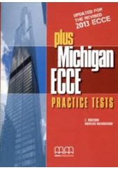 PLUS MICHIGAN ECCE PRACT.TESTS (CD)