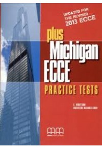 PLUS MICHIGAN ECCE PRACT.TESTS (CD) 978-960-509-200-9 9789605092009