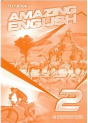 AMAZING ENGLISH TEST BOOK 2