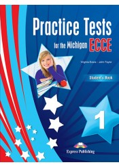 PRACTICE TESTS FOR THE MICHIGAN ECCE 1 + DIGIBOOK APPLICATION