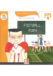 FOOTBALL FURY - READER + ACCESS CODE - THE THINKING TRAIN C