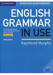 ENGLISH GRAMMAR IN USE SB WITH ANSWERS 5TH EDITION