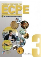 PRACTICE TESTS ECPE BOOK 3 TEACHER'S WITH CDs
