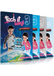 TECH IT EASY 3 ΠΑΚΕΤΟ ΜΕ I-BOOK + REVISION BOOK ΜΕ CD