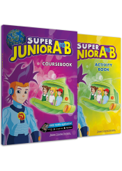 SUPER JUNIOR A TO B ΠΑΚΕΤΟ ΜΕ i-BOOK ΚΑΙ ΔΩΡΑ + REVISION BOOK
