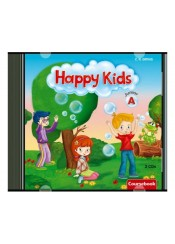 HAPPY KIDS JUNIOR A CLASS CD's (2)