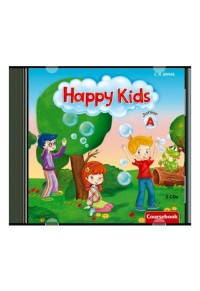 HAPPY KIDS JUNIOR A CLASS CD's (2) 978-960-409-902-3 9789604099023