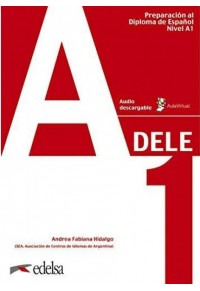 DELE A1 - ALUMNO + AUDIO DESCARGABLE 978-84-9081-696-7 9788490816967
