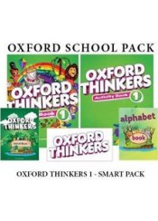 OXFORD THINKERS 1 SMART PACK