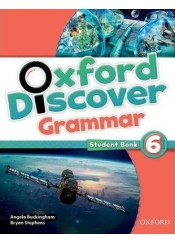 OXFORD DISCOVER GRAMMAR STUDENT BOOK 6