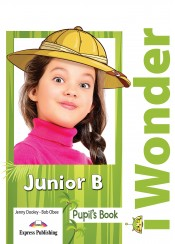 i WONDER JUNIOR B STUDENT'S PACK - PUPIL'S BOOK AND iEBOOK