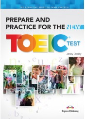 PREPARE AND PRACTICE FOR THE TOEIC TESTS STUDENT'S PACK + CLASS CD'S