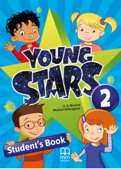 YOUNG STARS 2 STUDENTS' BOOK