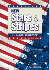 NEW STARS & STRIPES FOR THE MICHIGAN ECCE - TEACHER'S BOOK WITH DIGIBOOKS APP