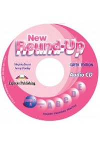 NEW ROUND-UP JUNIOR A CD  9789603617723