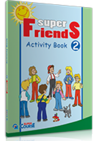 SUPER FRIENDS ACTIVITY BOOK 2 TEACHER' S 978-960-6606-70-0
