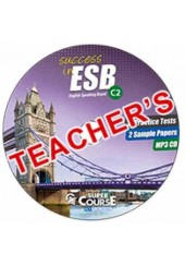 SUCCESS IN ESB C2 CD CLASS 12 PRACTICE TESTS & 2 SAMPLE PAPERS - TEACHER' S