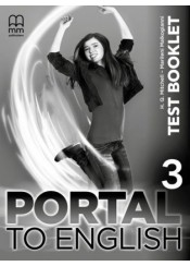 PORTAL TO ENGLISH 3 TEST BOOKLET