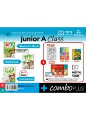 COMBO PLUS BFF - BEST FRIENDS FOREVER JUNIOR A CLASS