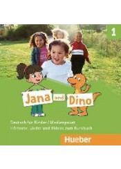 MEDIENPAKET 2 AUDIO CDS + DVD  JAVA UND DINO 1