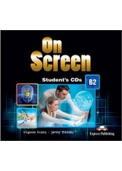 ON SCREEN B2 STUDENT'S CD'S (2) REVISED