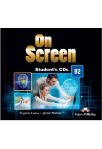 ON SCREEN B2 STUDENT'S CD'S (2) REVISED 978-1-4715-2442-4 9781471524424