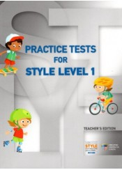 PRACTICE TESTS FOR STYLE LEVEL 1 TEACHER'S OVERPINTED + CD