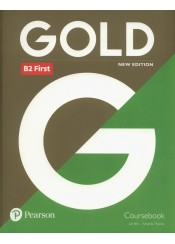 GOLD B2 FIRST COURSEBOOK
