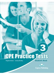 CPE PRACTICE TESTS 3 STUDENT'S BOOK+(DIGIBOOKS APPL)