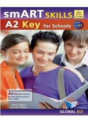 SMART SKILLS FOR CAMBRIDGE A2 KEY EXAM, STUDENT'S BOOK, NEW 2020 FORMAT