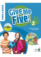 GIVE ME FIVE! 2 PACK