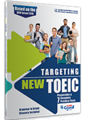 TARGETING NEW TOEIC 7 PRACTICE TESTS (+ CD-ROM) - NEW FORMAT 2018