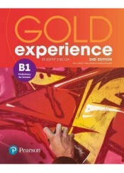 GOLD EXPERIENCE B1 STUDENT'S BOOK 2ND EDITION
