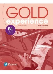 GOLD EXPERIENCE B1 WORKBOOK 2ND EDITION