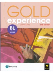 GOLD EXPERIENCE B1 COMPANION 2ND EDITION