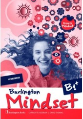BURLINGTON MINDSET B1+ WORKBOOK