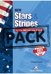NEW STARS & STRIPES FOR THE MICHIGAN ECCE SKILLS BUILDER STUDY COMPANION REVISED 2021