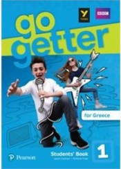 GO GETTER FOR GREECE 1 STUDENT'S BOOK