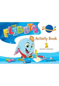 THE FLIBETS 1 ACTIVITY BOOK 978-1-4715-8941-6 9781471589416