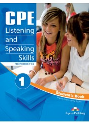 CPE LISTENING AND SPEAKING SKILLS 1 PROFICIENCY C2 STUDENT'S BOOK