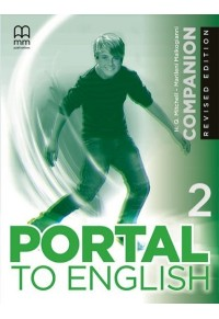 PORTAL TO ENGLISH 2 COMPANION REVISED EDITION 978-618-05-4756-6 9786180547566