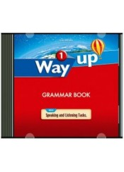 WAY UP 1 - CD GRAMMAR BOOK WITH SPEAKING AND LISTENING TASKS