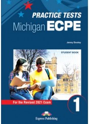 NEW PRACTICE TEST FOR THE MICHIGAN ECPE 1 STUDENT'S BOOK